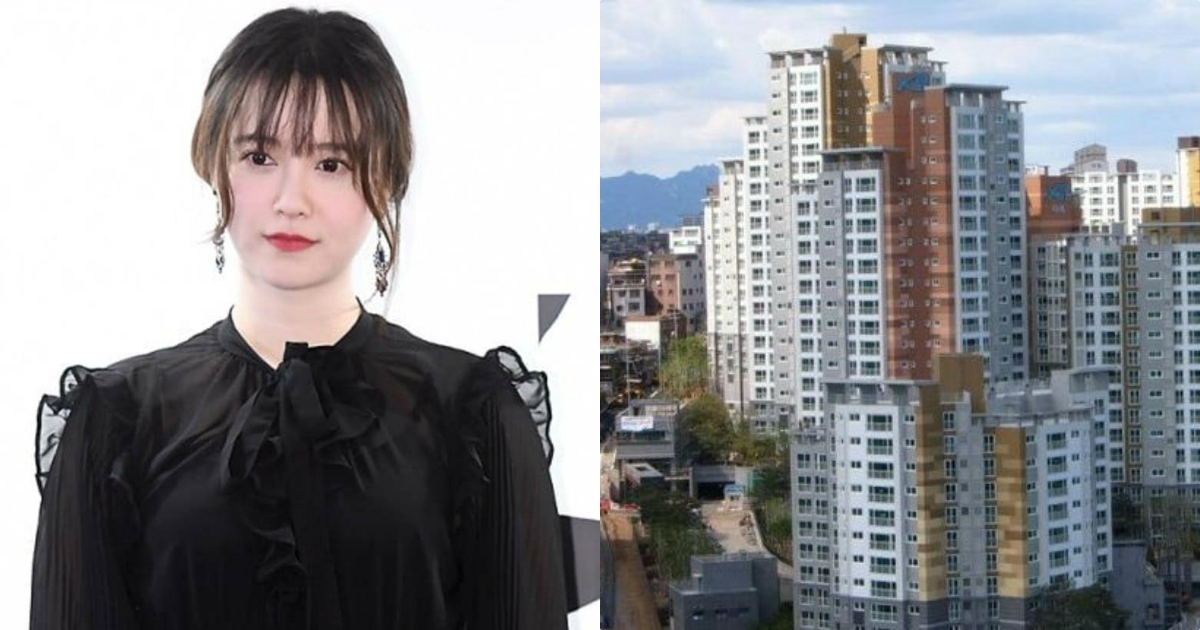 """Here's The Actual Worth Of The """"House"""" That Goo Hye Sun"""
