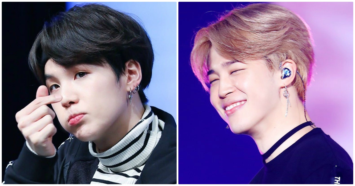 BTS Sugas Birthday Wish For Jimin From 2019 Ended Up
